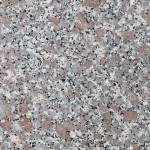 Yleisväriltään vaalea graniitti, jossa yhdistyvät beige, harmaa, valkoinen ja musta. Kivi on karkearakeinen ja suuntautumaton. Valmiit tasot on suojakäsiteltävä ennen käyttöönottoa. Louhintapaikka Italia.