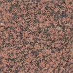 Taivassalosta louhittava graniitti on väritykseltään punamusta. Tasarakeinen kivi on suuntautumaton. Värisävyt vaihtelevat jonkin verran. Louhintapaikka Suomi.