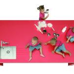 Kvartsi on hygieeninen valinta - varma lapsiperheeseen. Siitä voi rakentaa unelmakeittiön.