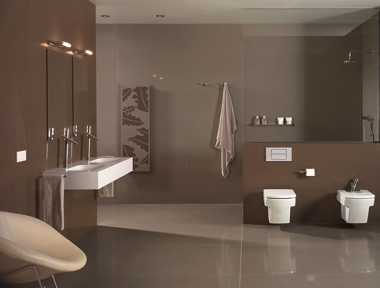 Silestone bath collection